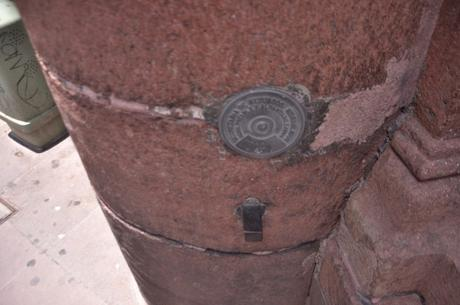 Las marcas de cuando se inundó San Luis Potosí