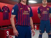 Nuevas camisetas Nike Barcelona: Temporada 2011-2012