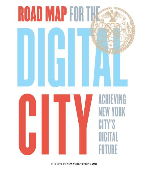 radarqnet:  Digital City, Achieving New York City's digital...