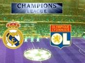 Real Madrid-Lyon