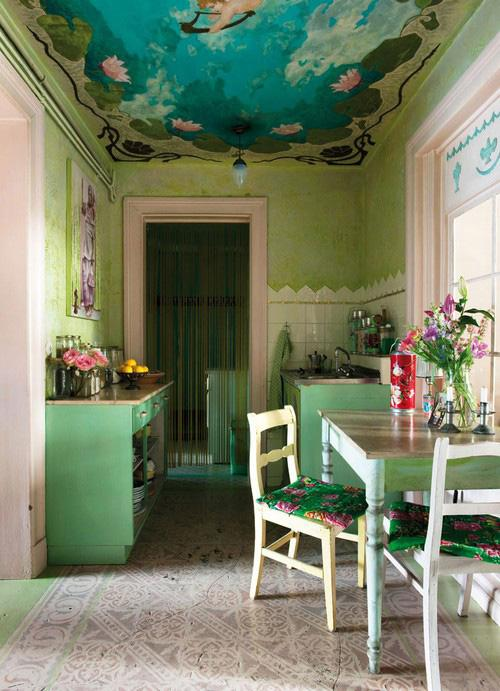 Como dar un toque vintage a la casa con flores paperblog - La casa vintage ...