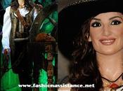 """Penélope Cruz, Angélica """"Piratas Caribe"""" cera muñeca Barbie, """"Angelica Doll"""". Cualquier parecido pura coincidencia"""