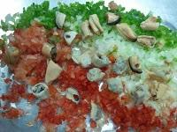 Recetas: Ensalada de pasta y marisco