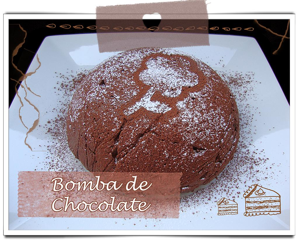ChocoAdictos I – Bomba de Chocolate