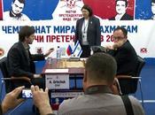 Tablas también segunda partida entre Grischuk Gelfand