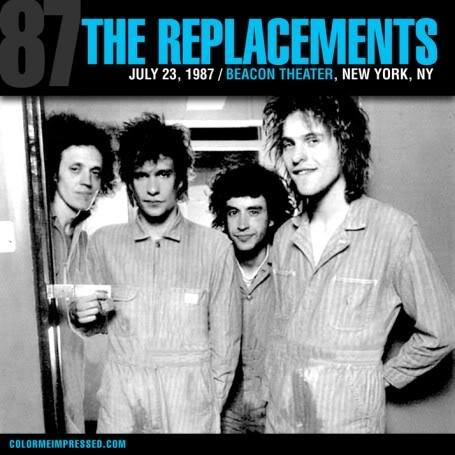 Discos: Pleased to meet me (The Replacements, 1987)