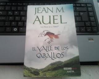 Nuevo libro el valle de los caballos jean m auel - El valle de los caballos ...