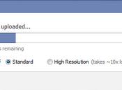 Cómo subir fotos alta resolución Facebook
