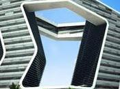 Cancún Torre: Arquitectura Sanzpont