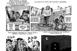 En el Mundo, Dublinés de Alfonso Zapico