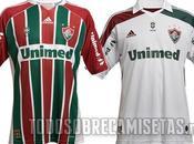 Nuevas camisetas Fluminense, temporada 2011-2012
