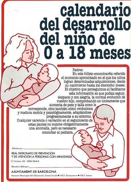 El ni o de 0 a 18 meses paperblog - Cenas rapidas para ninos de 18 meses ...