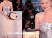 Kirsten Dunst recogió premio Mejor actriz Cannes