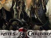 'Piratas Caribe: mareas misteriosas', cambio tripulación
