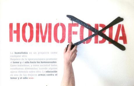 NI RACISMO NI HOMOFOBIA, LIBERTAD