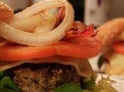 Home made burguer, slow food