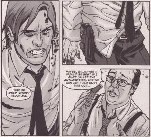 El Exterminador, de Andy Diggle y Víctor Ibañez