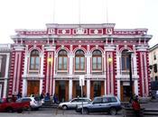 "Teatro Municipal ""Alberto Saavedra Perez"""