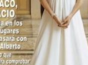 espléndida Charlene Wittstock, Michael Kors, portada Hola