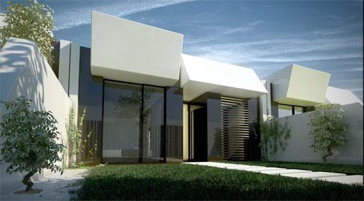 A cero presenta un conjunto de viviendas modulares vpo en valencia paperblog - Casas prefabricadas valencia ...