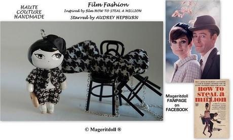 Como robar un millón… con Mageritdoll y Audrey Hepburn