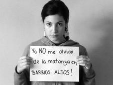 Perú: Usted ¿qué opina? ¿debemos repetir historia?
