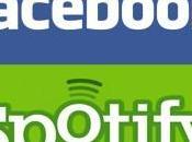 Facebook ofrecerá servicio música Spotify