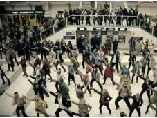 Flashmob, tendencia moda