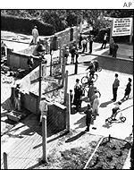 Breve cronología recordando el Muro de Berlín