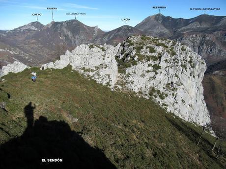 Felechosa-El Sendón-Pandos-El Pedroso-La Mosqueta la Boya