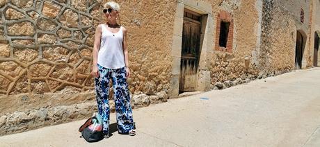 Moniquilla, pantalones