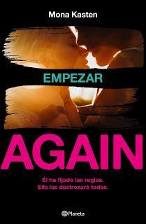 1# Again. Empezar - Mona Kasten