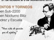 Festival Internacional Ajedrez Juan Martinez Sola 2019