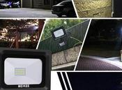 Sencilla alarma basada foco detector proximidad
