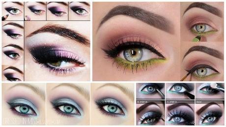 Cómo hacer el maquillaje de ojos ahumados