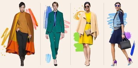 Color block: cómo armar tu outfit