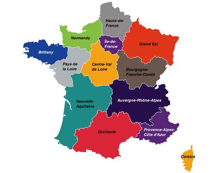 france ▷ 18 regiones más bellas de Francia