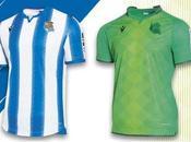 Nueva camiseta Real Sociedad para temporada 2019-20