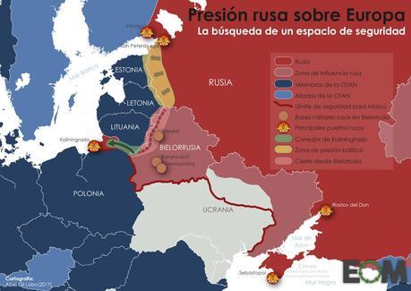 ¿Por qué Kaliningrado pertenece a Rusia?