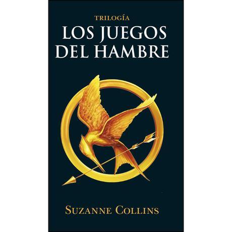 Trilogía 'Los juegos del hambre', de Suzanne Collins
