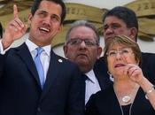 Panfleto Bachelet aprobación TIAR Guaidó