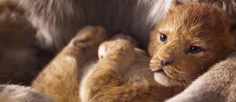 Película: El rey león (2019)