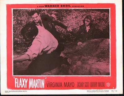 ALMAS DESVIADAS (Flaxy Martin) (USA, 1949) Negro, Thriller