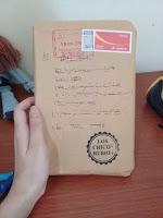 Paquetes que me llegaron en junio #10