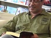 Reportaje espada druidas (booktrailer presentación)