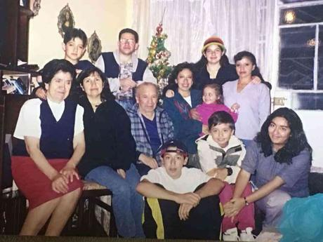 Tuve abuelos
