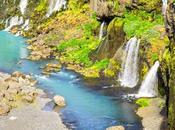 Cómo llegar Sigöldugljufur, cascadas hermosas Islandia