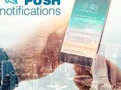 Notificaciones Push: tendencia llegó para quedarse