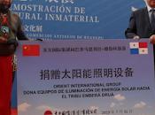 Shanghái Panamá estrechan lazos comerciales culturales