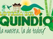Lotería Quindío agosto 2019